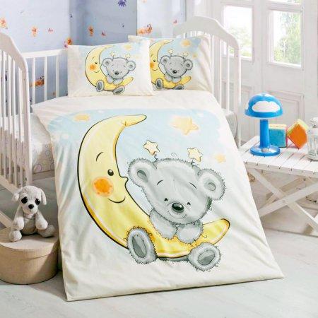 «1133-10» дет. кроватка постельное белье, Ранфорс, TANGO