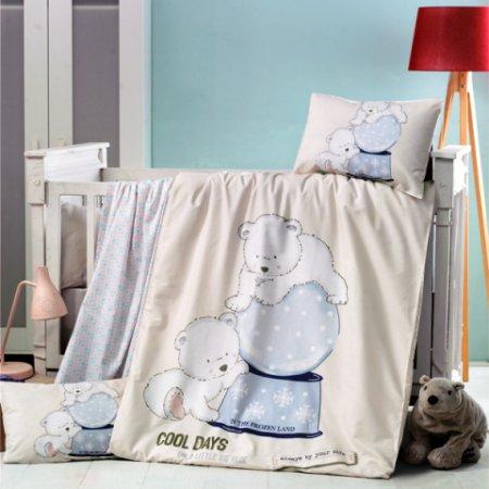 «1133-04» дет. кроватка постельное белье, Ранфорс, TANGO