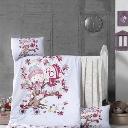 «1133-11» дет. кроватка постельное белье, Ранфорс, TANGO