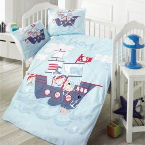 «1133-08» дет. кроватка постельное белье, САТИН, TANGO