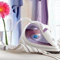 Учимся правильно гладить постельное белье!
