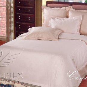 «Crema» двуспальное + евро постельное белье, Бамбук, Goldtex