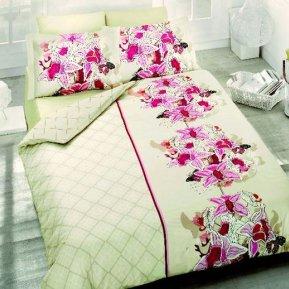 «1060-36» ЕВРО постельное белье, Бамбук, TANGO