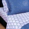 Постельное белье «Диамант» двуспальное с европростыней, Макосатин, Арт Дизайн