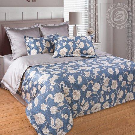 Постельное белье «Кассандра» двуспальное с европростыней, Макосатин, Арт Дизайн