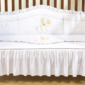 Постельный сет PUPPY 4 предмета (для кроватей 120*60)