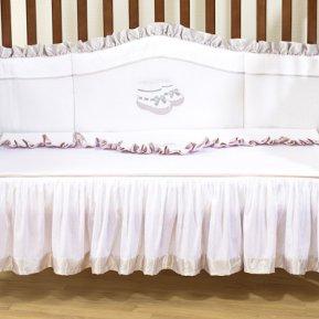Постельный сет SILVER 4 предмета (для кроватей 120*60)