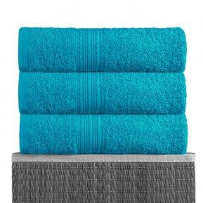 Банное полотенце «Морская волна 70х140», АльВиТек
