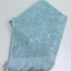 Банное полотенце «Мятный ORIENT 70х130», АльВиТек