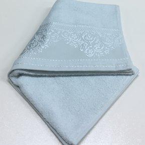 Банное полотенце «Мятный YASEMIN 70х130», АльВиТек