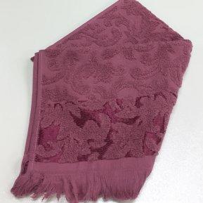 Полотенце для лица «Фуксия ORIENT 30х50», АльВиТек