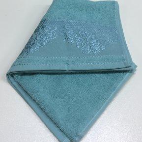 Полотенце для лица «Морская волна YASEMIN 50х90», АльВиТек