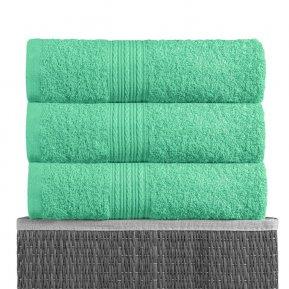 Банное полотенце «Светло-зеленый 70х140», АльВиТек