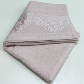 Полотенце для лица «Пудра YASEMIN 50х90», АльВиТек