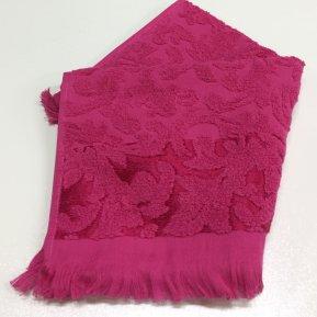 Полотенце для лица «Розовый ORIENT 50х90», АльВиТек