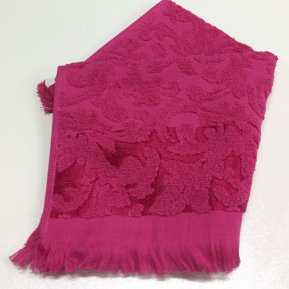 Полотенце для лица «Розовый ORIENT 30х50», АльВиТек