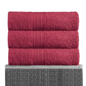 Пляжное полотенце «Бордо 100х180», АльВиТек