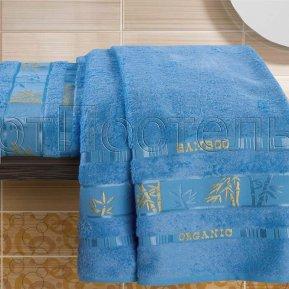 Набор полотенец Энергия (Голубой) бамбук