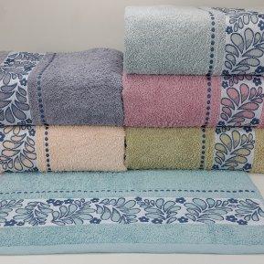Банное полотенце «8518»