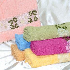 Банное полотенце «8367»