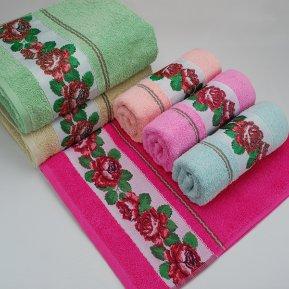 Банное полотенце «8235»