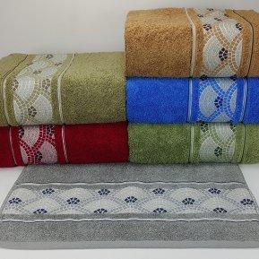 Банное полотенце «8380»