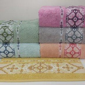 Банное полотенце «8355»