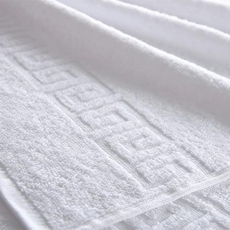 """Полотенце махровое """"Белое"""" 70х140, Текс-Дизайн"""