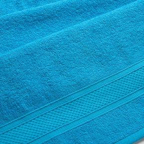 """Полотенце махровое """"Голубое"""" 70*140, Текс-Дизайн"""