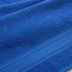 """Полотенце махровое """"Синее"""" 70*140, Текс-Дизайн"""