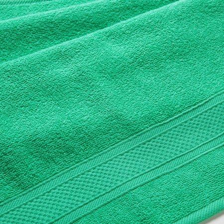 """Полотенце махровое """"Зеленое"""" 50х90, Текс-Дизайн"""