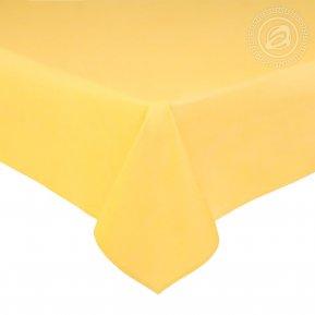 "Простыня сатин ""Желтая"" 200*220, Арт Дизайн"
