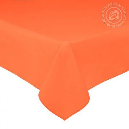 """Простыня сатин """"Оранжевая"""" 200х220, Арт Дизайн"""