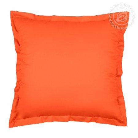 "Комплект наволочек (2шт.) сатин ""Оранжевый"" 70х70, Арт Дизайн"