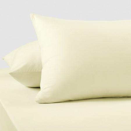 "Комплект наволочек (2шт.) трикотаж ""Молочный"" 70х70, Текс-Дизайн"