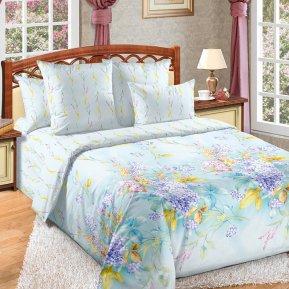 «Амадео 1 гол» двуспальное с европростыней постельное белье, Перкаль, Текс-Дизайн
