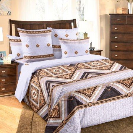 Постельное белье «Стиль 2 кор.» 1,5 - спальное, Перкаль, Текс-Дизайн