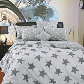 «Орион» двуспальное постельное белье, Перкаль, Текс-Дизайн