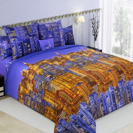 Постельное белье «Панорама» 1,5 - спальное, Перкаль, Текс-Дизайн