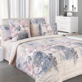 «Эскиз 1» двуспальное с европростыней постельное белье, Перкаль, Текс-Дизайн