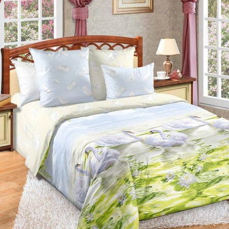 Постельное белье «Верность» 1,5 - спальное, Перкаль, Текс-Дизайн