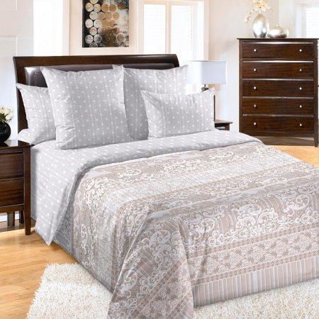 Постельное белье «Имидж» двуспальное с европростыней, Перкаль, Текс-Дизайн