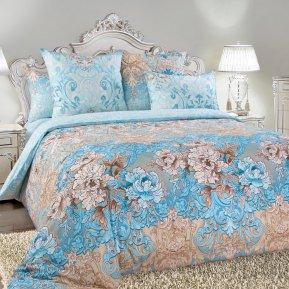 «Вивьен 1 гол.» двуспальное постельное белье, Перкаль, Текс-Дизайн