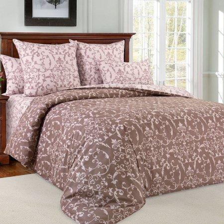 Постельное белье «Вирджиния 4 кор» 1,5 - спальное, Перкаль, Текс-Дизайн