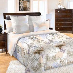 «Вояж» двуспальное постельное белье, Перкаль, Текс-Дизайн