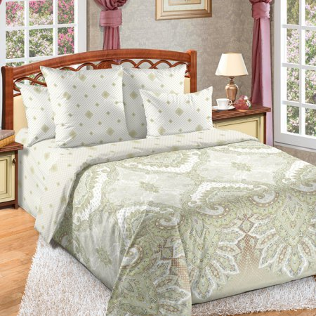 Постельное белье «Элита 3 беж» 1,5 - спальное, Перкаль, Текс-Дизайн