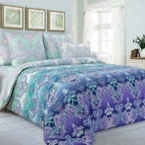 «Перелив» двуспальное постельное белье, Перкаль, Текс-Дизайн