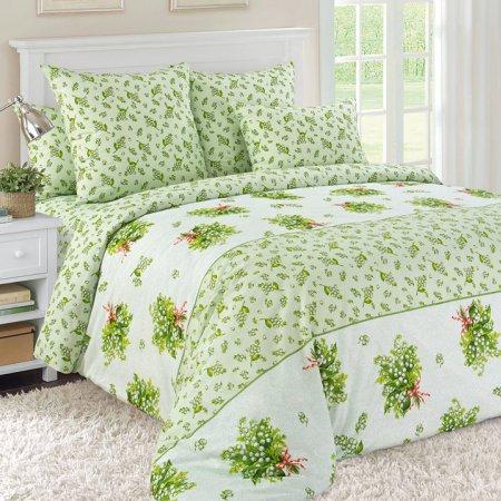 Постельное белье «Ландыши» 1,5 - спальное, Перкаль, Текс-Дизайн