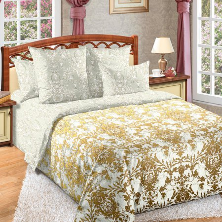 Постельное белье «Жаккард» 1,5 - спальное, Перкаль, Текс-Дизайн