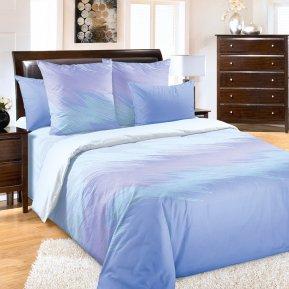 «Сияние» двуспальное с европростыней постельное белье, Перкаль, Текс-Дизайн